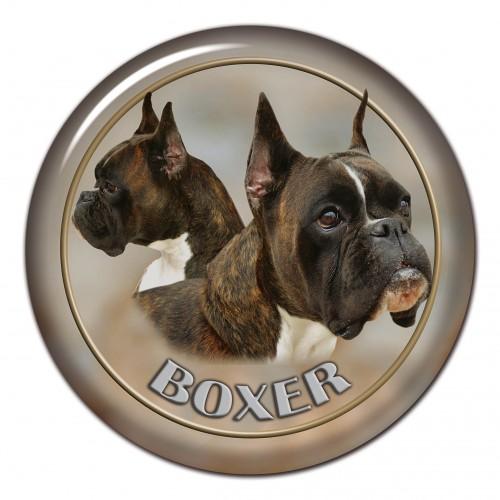 3D samolepka Boxer 101 C
