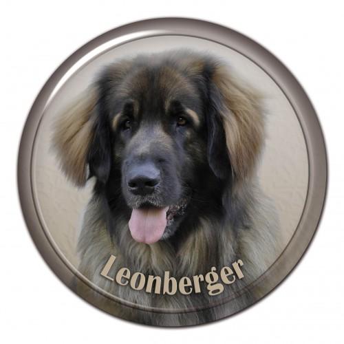 3D samolepka Leonberger 101 C