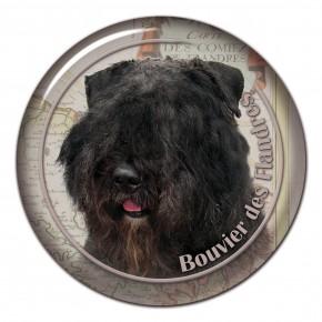 Flanderský Bouvier 102 C